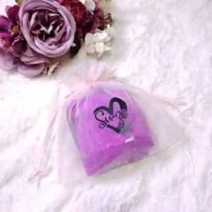 LoveSuze lingerie in packaging